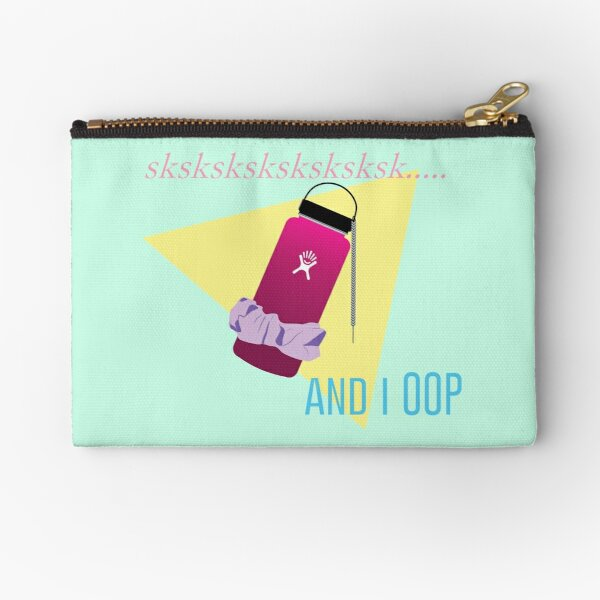 VSCO girl Zipper Pouch