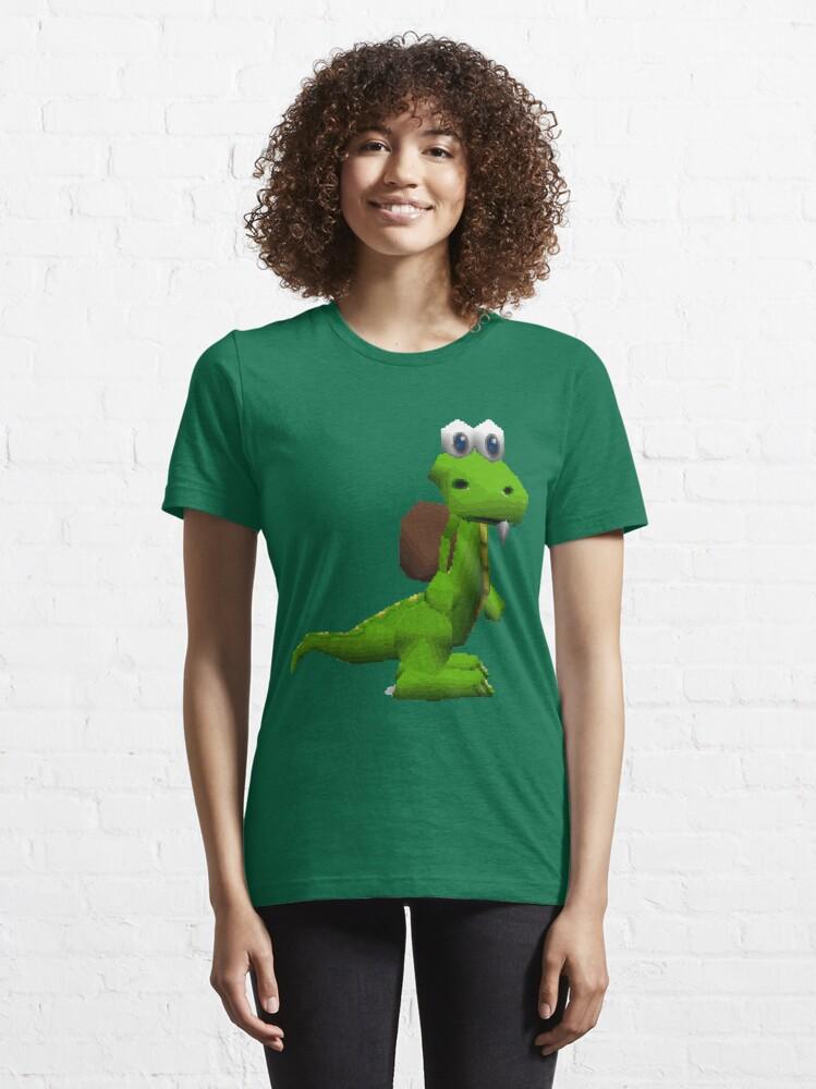 Alternate view of Croc! Essential T-Shirt