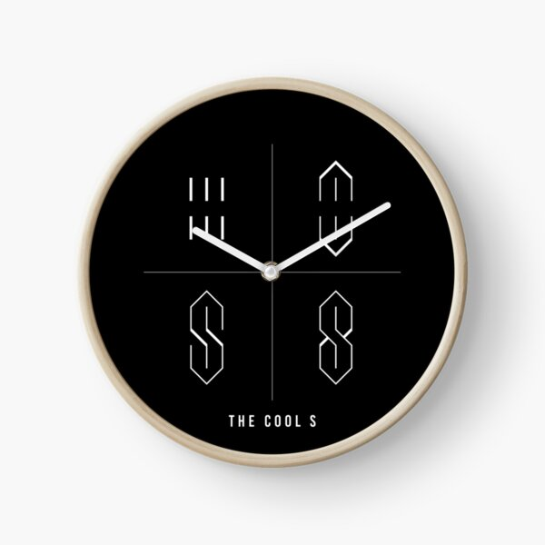 The Cool S Tutorial Clock