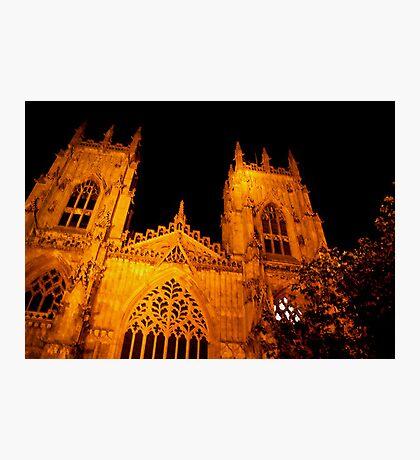 York Minster - 2 Photographic Print
