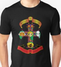 Masks and Legends Unisex T-Shirt