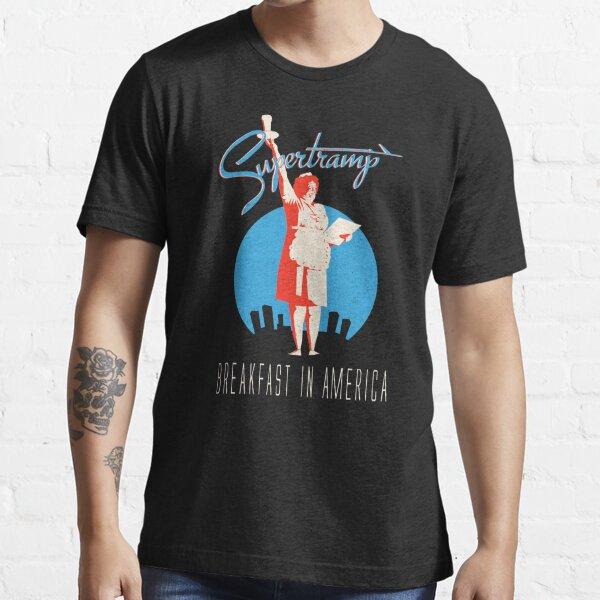 Desayuno Supertramp en América Camiseta esencial