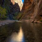 Approaching the Narrows by Clayhaus