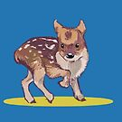 A Little Pudu by sneercampaign