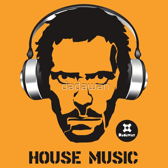 TShirtGifter presents: House Music