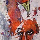 Face/Bird, Bernard Lacoque-32 by ArtLacoque
