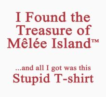 I Found the Treasure of Mle Island!