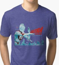 Ultraman (version 4) Tri-blend T-Shirt