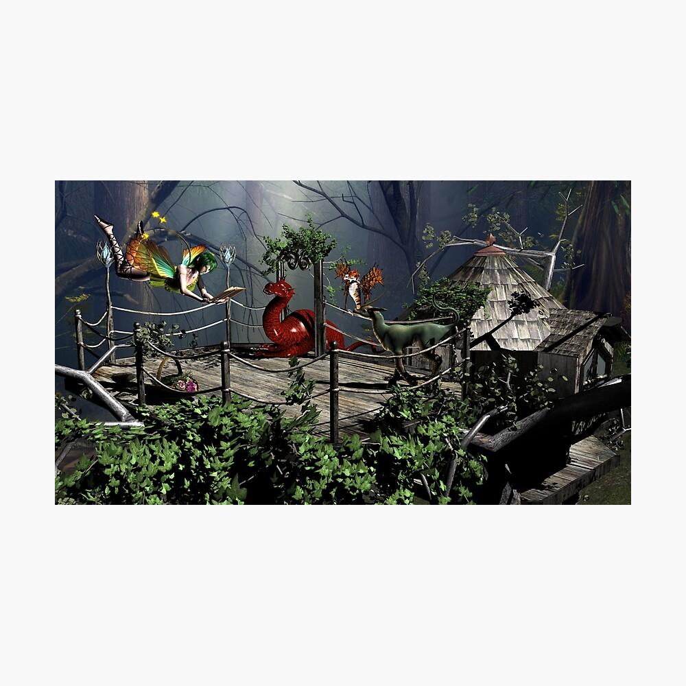 Fairytale Story Cards & Prints Fotodruck
