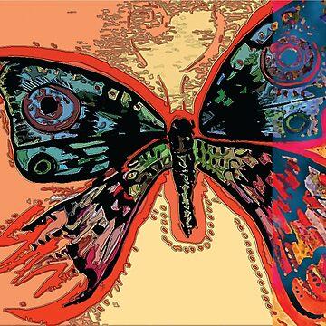 Butterfly 5 by megackerman