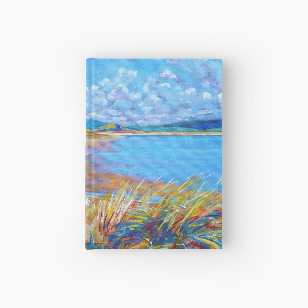 Enniscrone Beach, County Sligo, Ireland Hardcover Journal