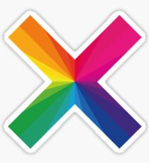 The xx (Jamie xx - In Colour Edition) Sticker