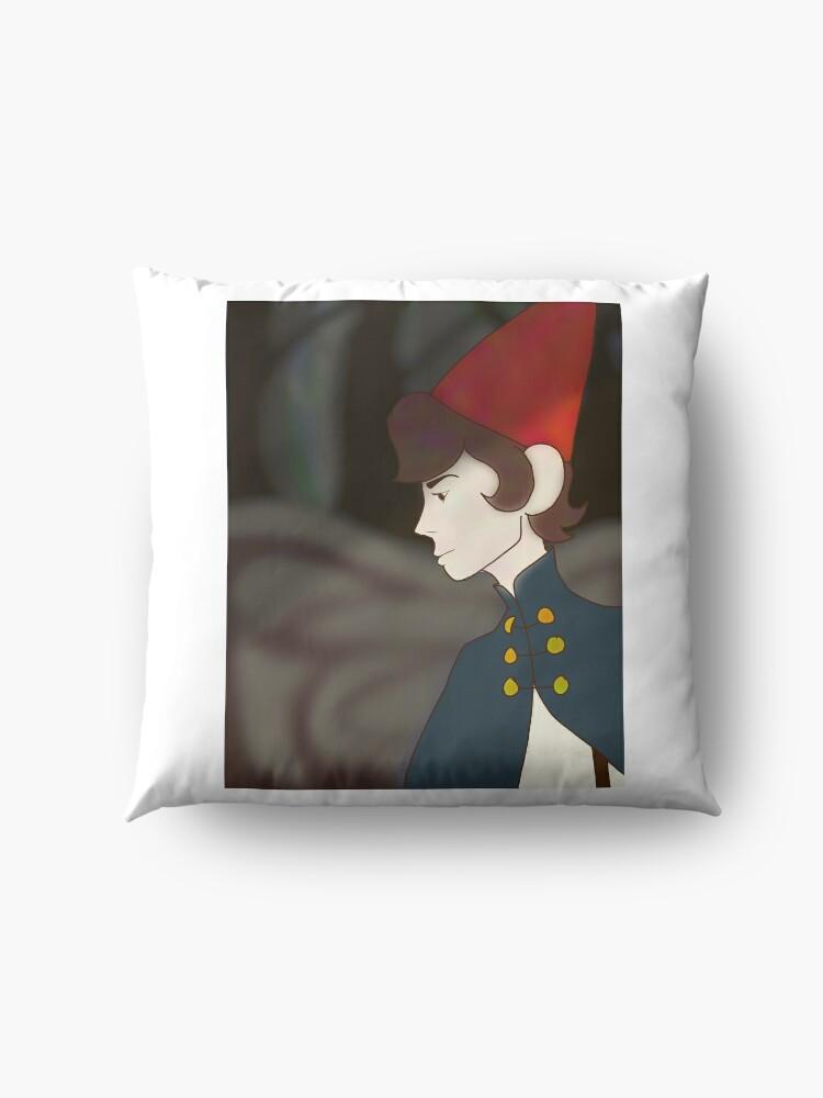 Alternate view of Pensive Boy - OtGW Floor Pillow