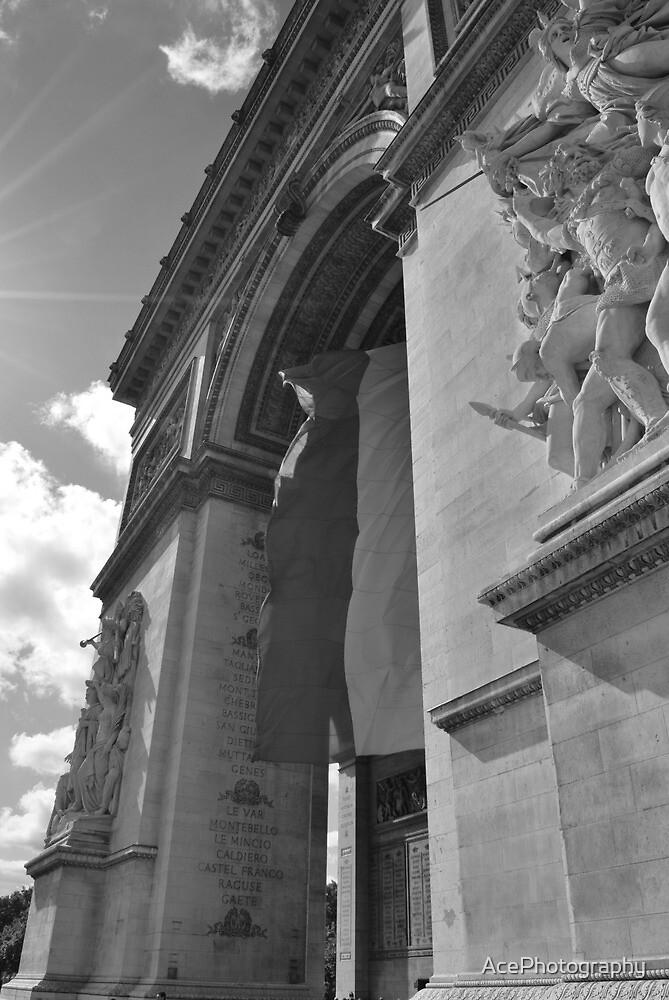Arc de Lumière by AcePhotography