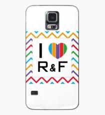 Ich Herz Rodan + Felder Hülle & Klebefolie für Samsung Galaxy