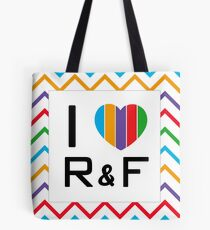 I heart Rodan+Fields Tote Bag