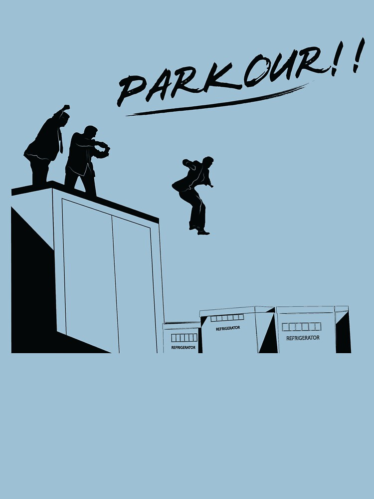 Office - Parkour by BastGraphic