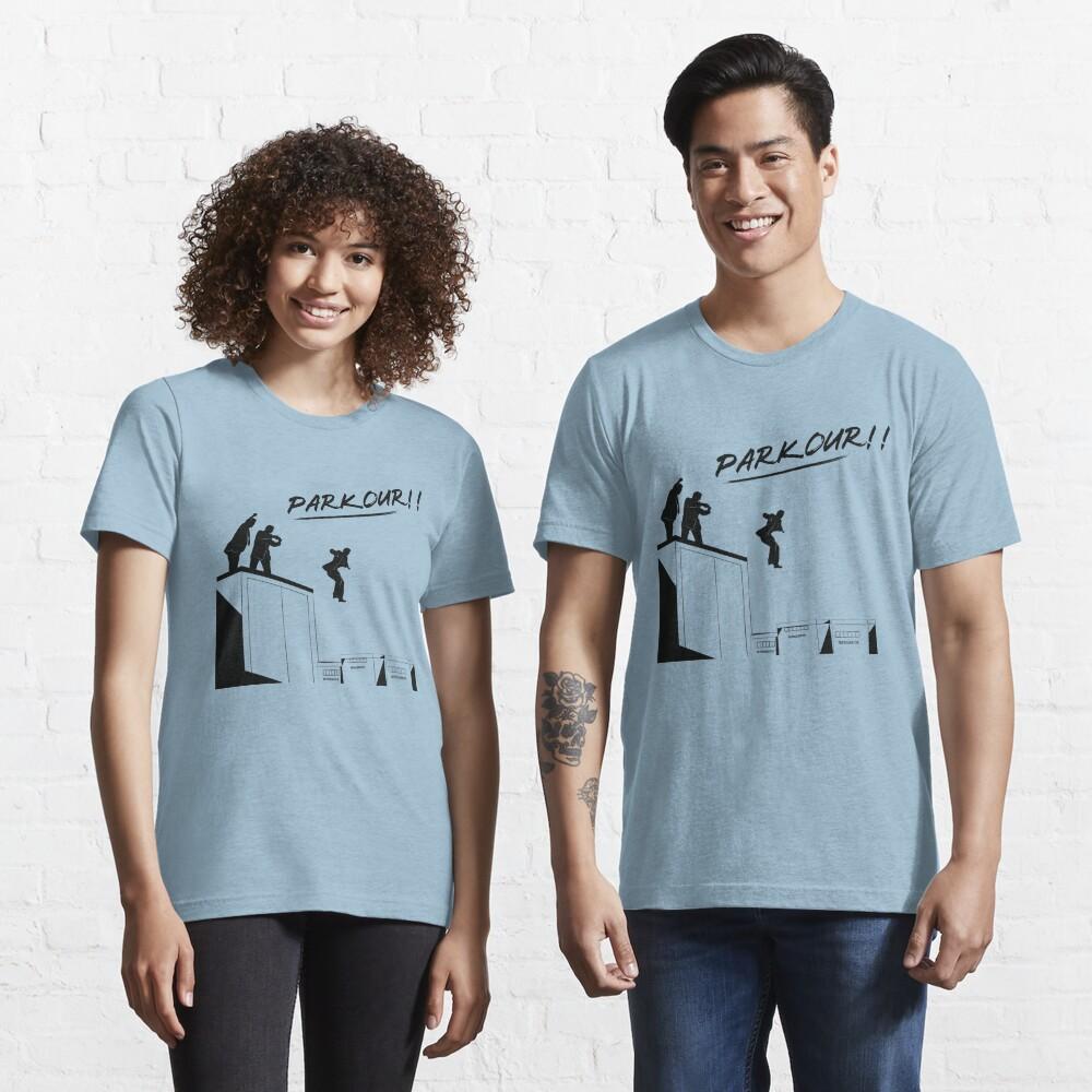 Office - Parkour Essential T-Shirt