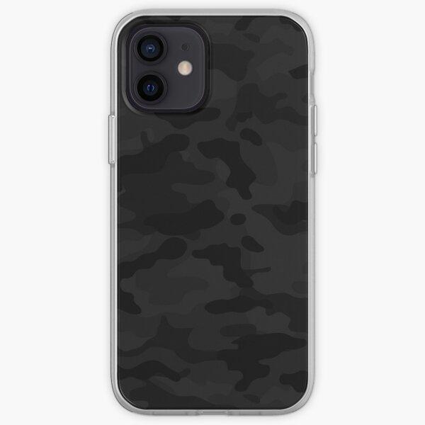 Midnight Camo iPhone Soft Case