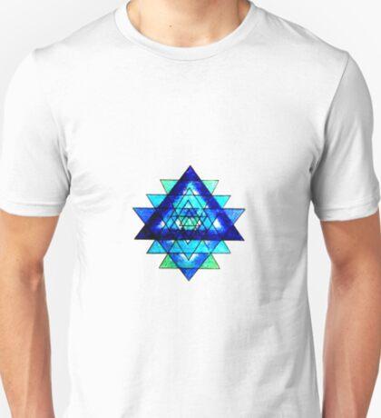 Blue Yantra T-Shirt