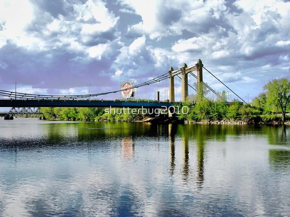 Hennepin Avenue Bridge, Minneapolis by shutterbug2010