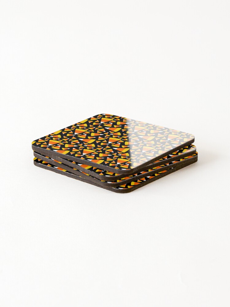 Alternate view of Candy Corn Coasters (Set of 4)