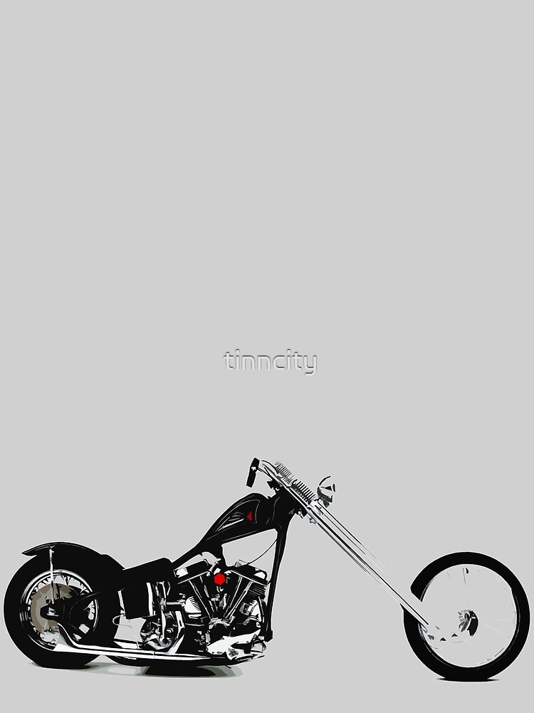 chopper study by tinncity