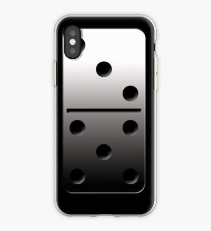 steel domino  iPhone Case