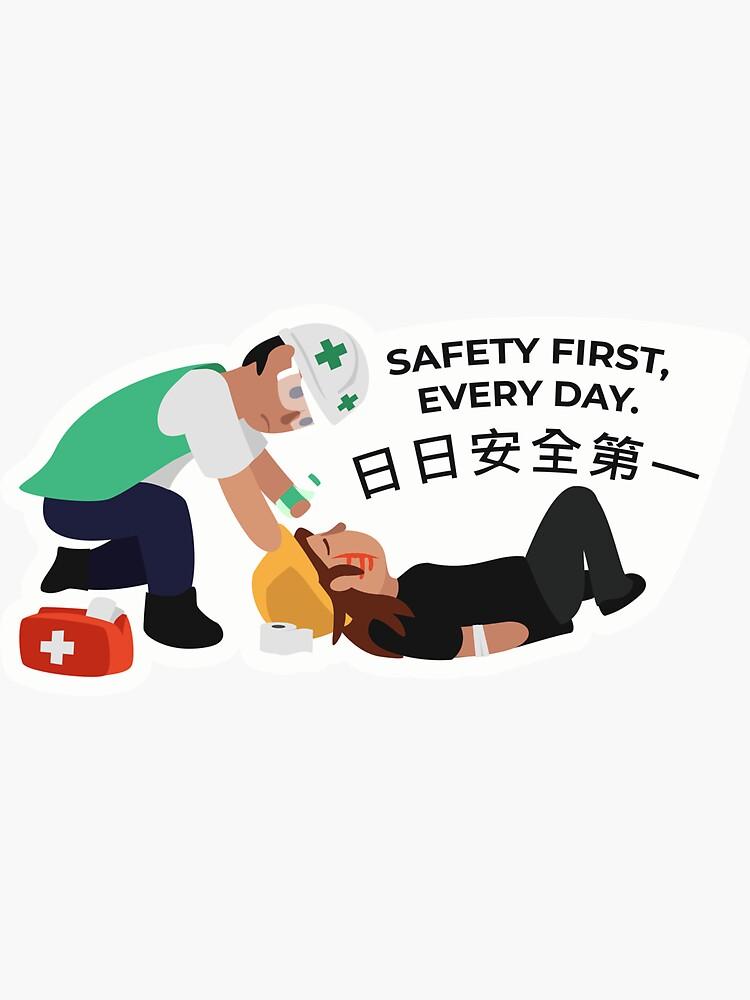 Safety first! by AlefYodhAlef