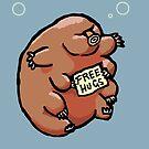 Free Hugs Tardigrade by sneercampaign
