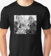Camiseta unisex Straight Outta Scranton