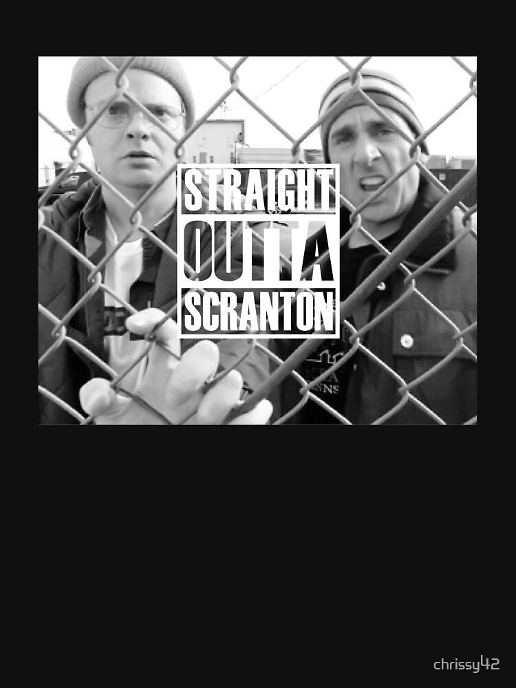 Straight Outta Scranton | Unisex T-Shirt