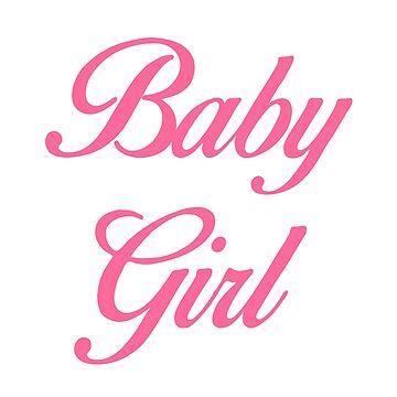 Baby Girl by bellamendiola