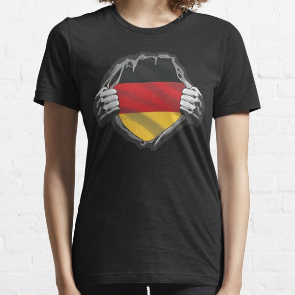 Deutschland Fahne Essential T-Shirt