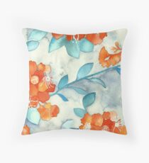 Frilly Throw Pillow