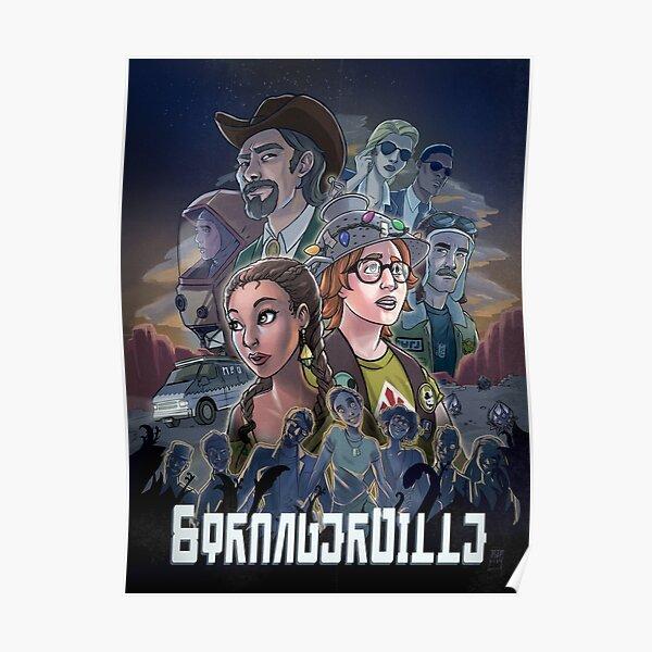 Strangerville, the Movie Poster Poster