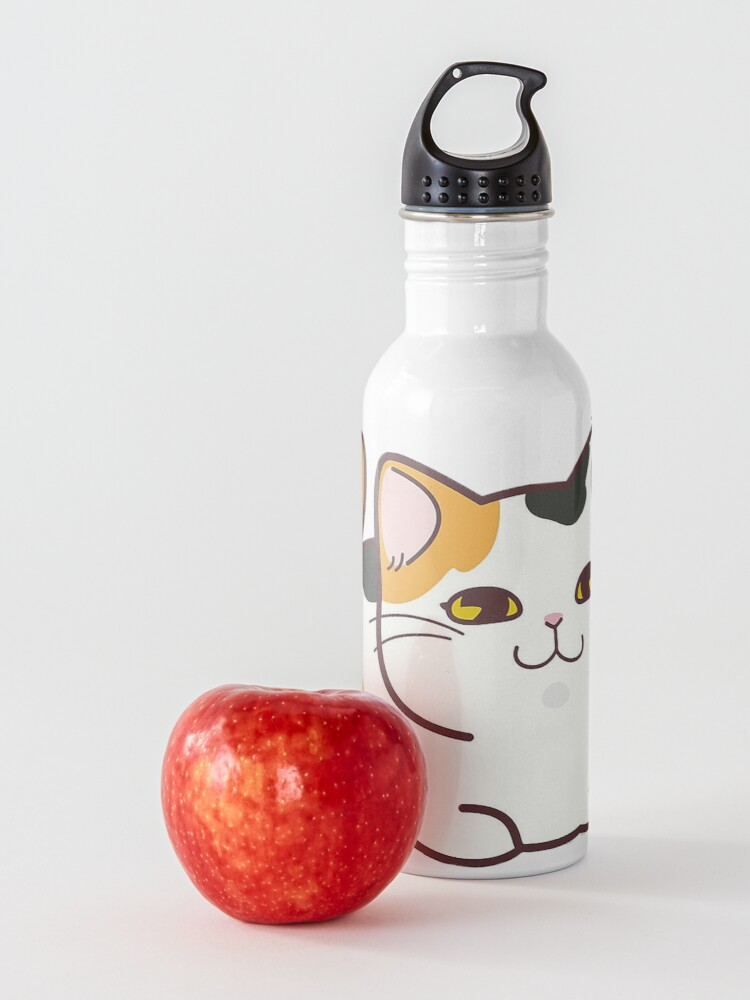 Alternate view of Cute Calico Cat Water Bottle
