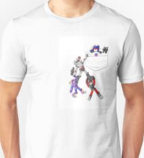 Transformers Decepticon Chibis T-Shirt