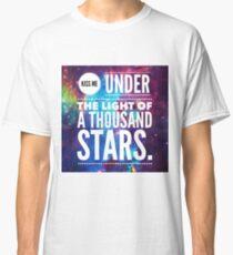kiss me under the light Classic T-Shirt