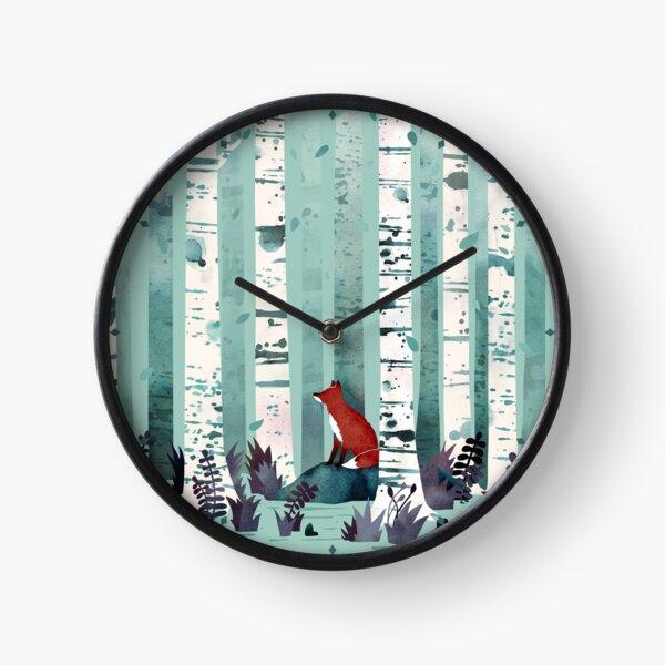 The Birches Clock