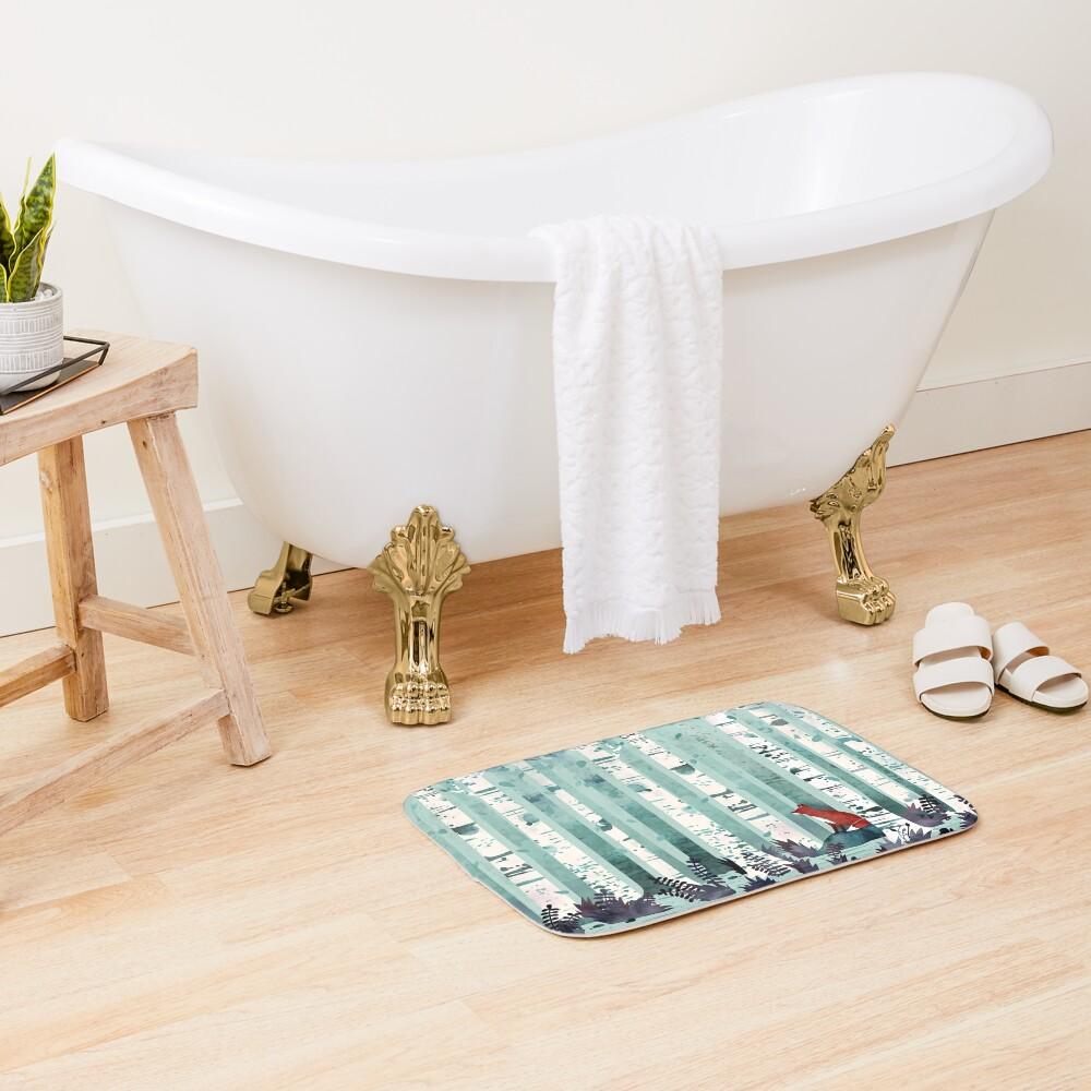 The Birches Bath Mat