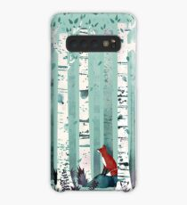 The Birches Case/Skin for Samsung Galaxy