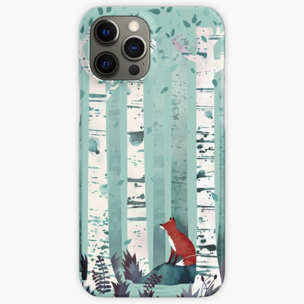 The Birches iPhone Snap Case