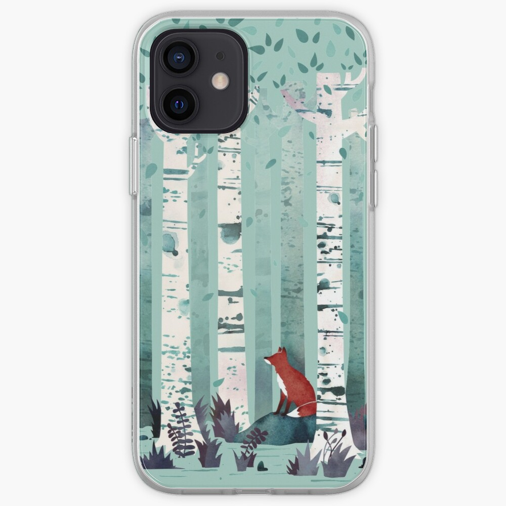 The Birches iPhone Case & Cover