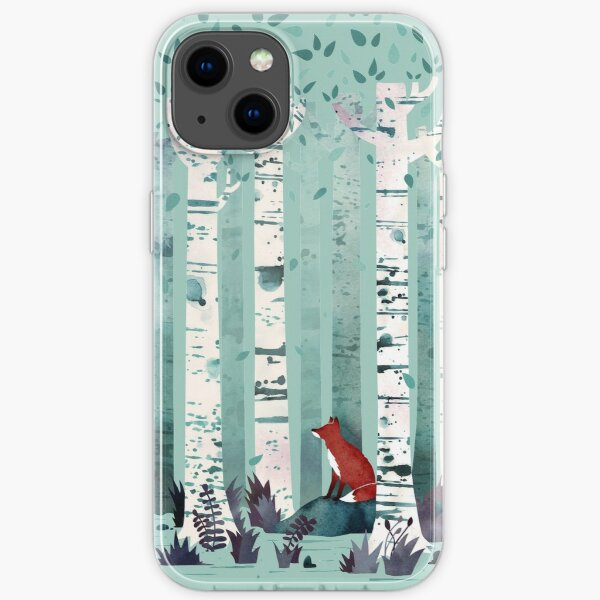 The Birches iPhone Soft Case