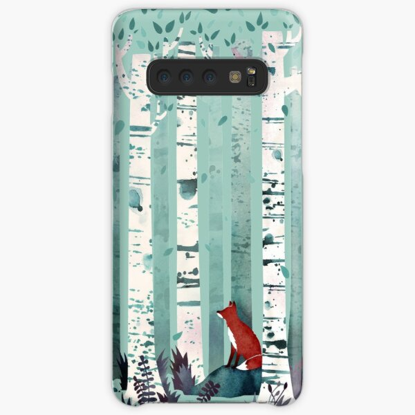 The Birches Samsung Galaxy Snap Case