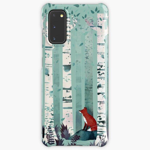 The Birches Samsung Galaxy Snap Case