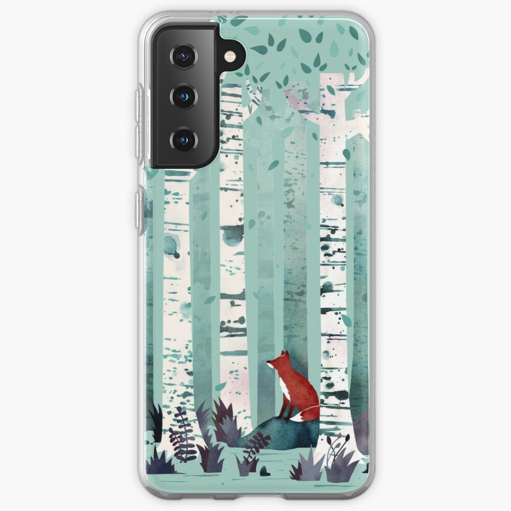 The Birches Case & Skin for Samsung Galaxy