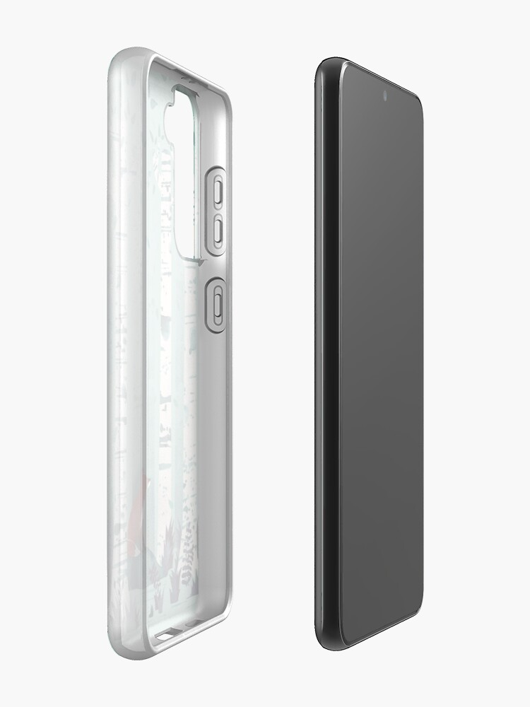 Alternate view of The Birches Case & Skin for Samsung Galaxy