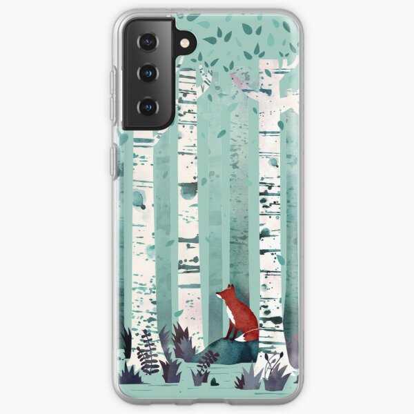 The Birches Samsung Galaxy Soft Case